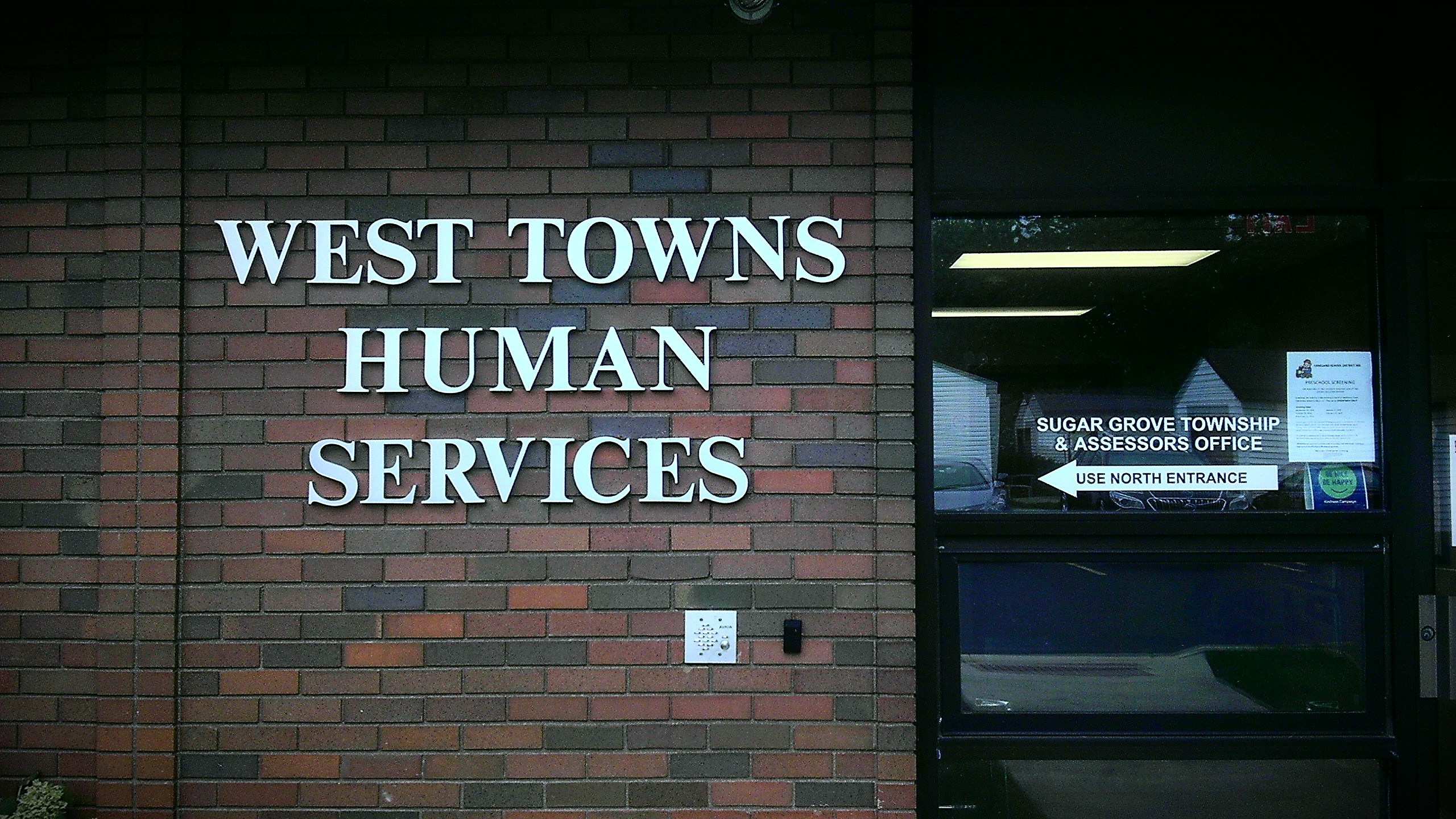 Sugar Grove West Towns Office